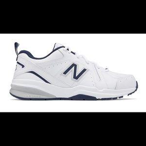 New Balance 619 White 4E Xtra Wide Walking Shoes
